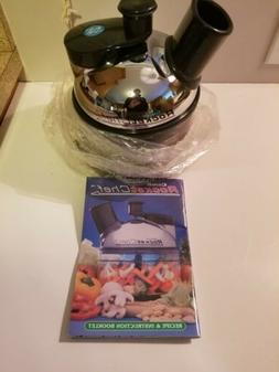 New Culinare Rocket Chef Food Processor And Accessories